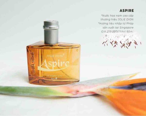 Nước hoa nam Jolie Dion Aspire Eau De Parfum 60ml