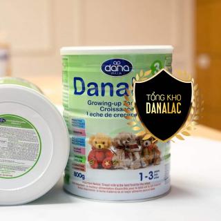 Sữa DANALAC FORMULAR dành cho trẻ từ 12 - 36 tháng 800g DF03800 thumbnail