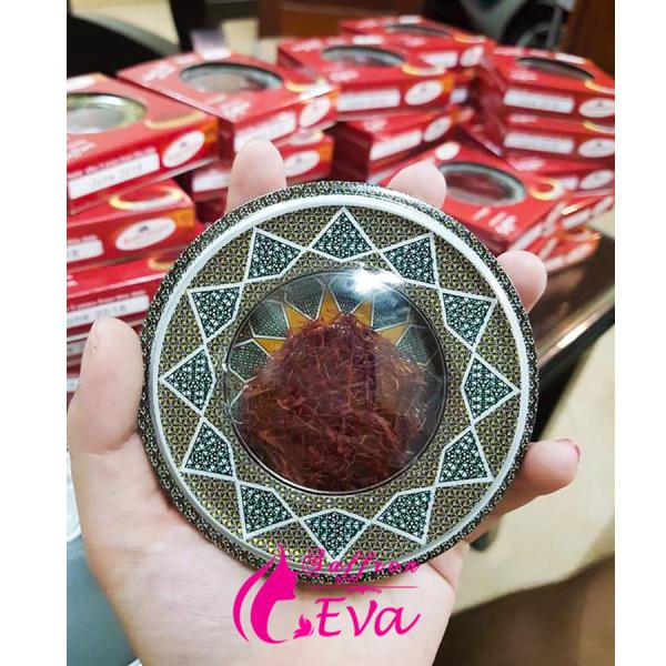 Nhụy Hoa Nghệ Tây Iran - Saffron Iran loại Negin - 1gr