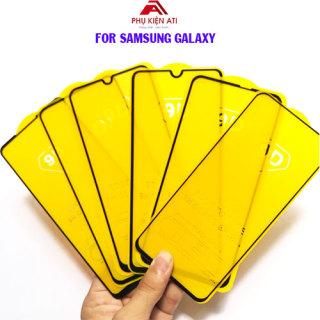 Kính cường lực Samsung Galaxy Note 10 Lite S10 lite A71 A51 A31 A21 A11 M31 M21 M11-Full màn hình 9D, 9H- Cường lực dành riêng cho Samsung Galaxy thumbnail