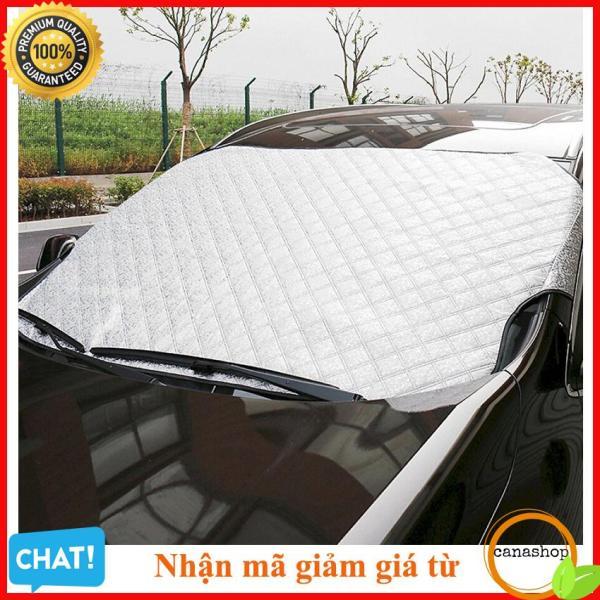 Chắn Nắng Kính ôtô, bạt chắn nắng, tấm cản nắng chống nhiệt cho xe hơi, chống nóng, cản nhiệt xe hơi - tặng túi vải đựng sản phẩm đẹp - Canashop