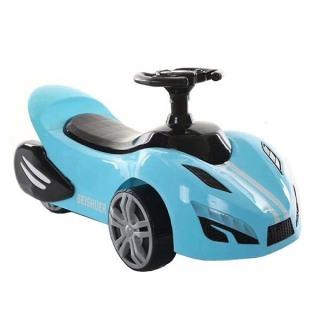 xe chòi chân cho bé - oto chòi chân cho bé - XE LẮC - kiểu mới có đèn có nhạc - xe cho bé 1-4 tuổi thumbnail
