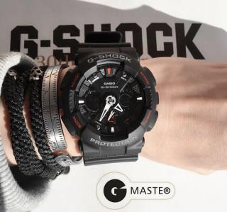 Đồng hồ thể thao 1 1 (chống nước 20BAR) G-SHOCK 2 màu đen trắng cực đẹp thumbnail