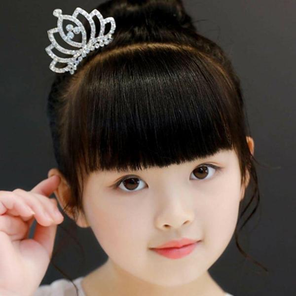 Giá bán Vương miện công chúa cho bé gái (giao ngẫu nhiên kiểu họa tiết thiết kế )