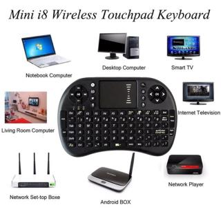 Chuột Bay Kiêm Bàn Phím Không Dây UKB500, Bàn phím wifi mini keyboard Cho Smart Tivi - Android Box , bàn phím không dây [Thao2] Dũng Dũng 2 1