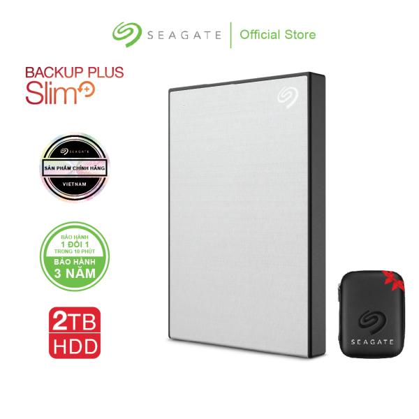 Bảng giá Ổ cứng di động Seagate Backup Plus Slim 2TB USB 3.0 Phong Vũ