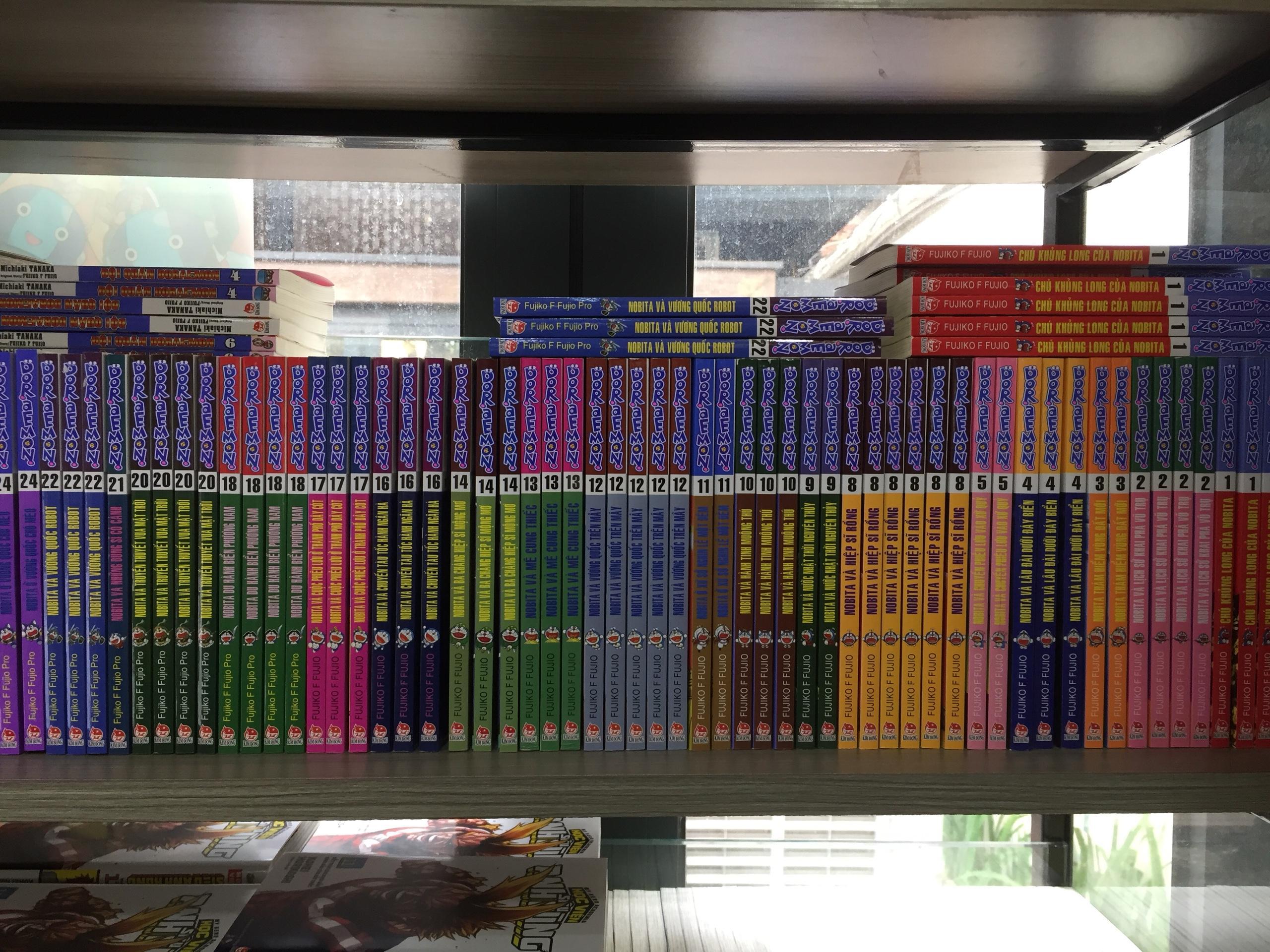 Mua Truyện tranh Doraemon Truyện dài - Trọn bộ 24 Tập-New
