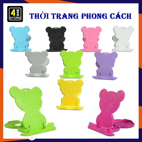 ⚡ Xinh Lung Linh ⚡ Giá Đỡ Điện Thoại - Ipad Hình Gấu - Siêu bền