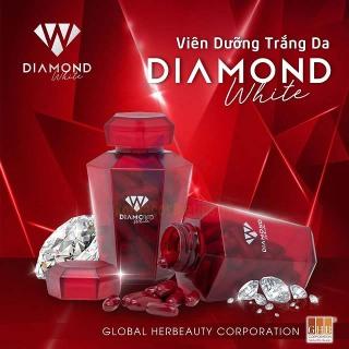 VIÊN UỐNG TRẮNG DA DIAMON WHITE [ hàng chính hãng 100% ] thumbnail