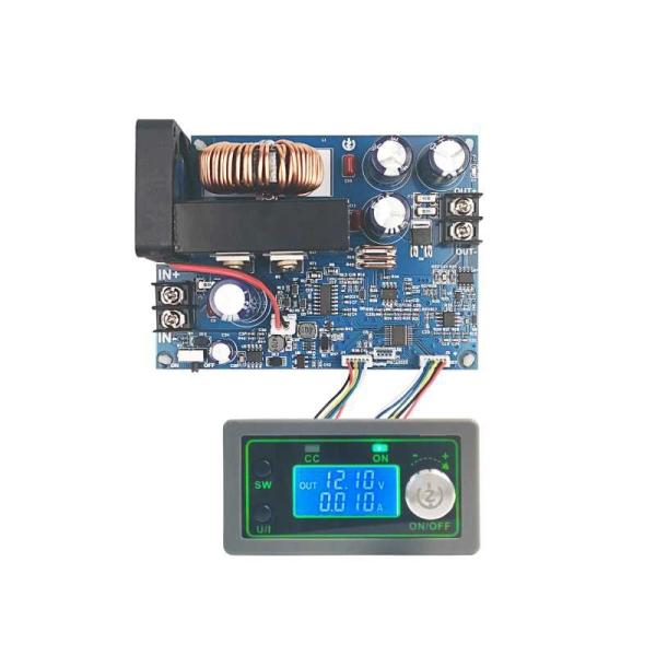 Bảng giá WZ5020L 20A 1000W DC DC Buck Converter CC CV Step-Down Power Module Adjustable Voltage Regulated Power Supply Phong Vũ