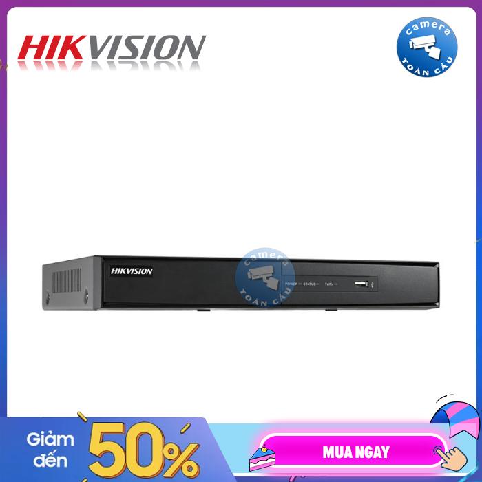 Đầu ghi hình HD-TVI Hikvision DS-7204HGHI-F1 chuẩn H.264+