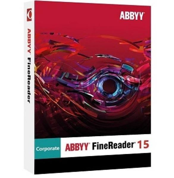 Bảng giá Phần mềm ABBYY FineReader Corporate 15 Phong Vũ