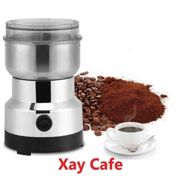 Bảng giá Máy Xay Đa Năng, Xay hạt cà phê hạt tiêu đồ ngũ cốc công suất 150w - Bảo Hành 12 Tháng Điện máy Pico