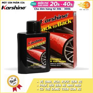 Kem vệ sinh xóa vết xước và phục hồi đèn xe Karshine KA-BTB150 có tặng kèm mút thumbnail