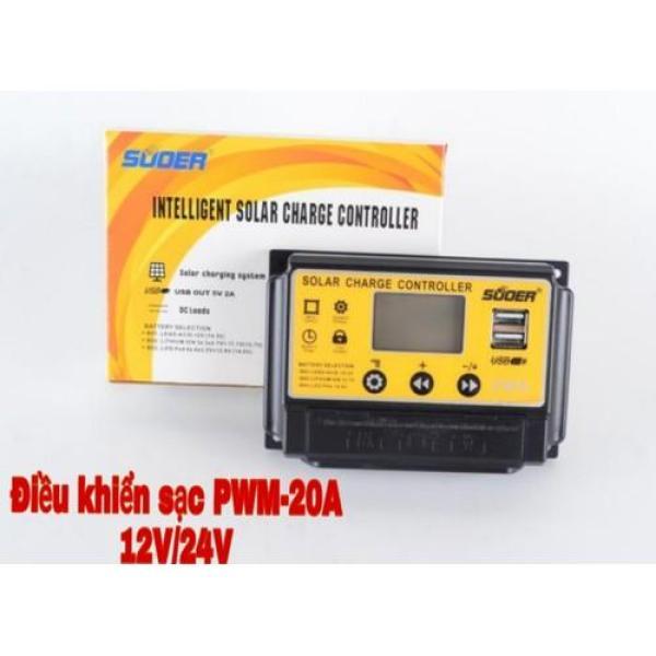 Bảng giá Sạc điều khiển PWM-20A - ST-S1220
