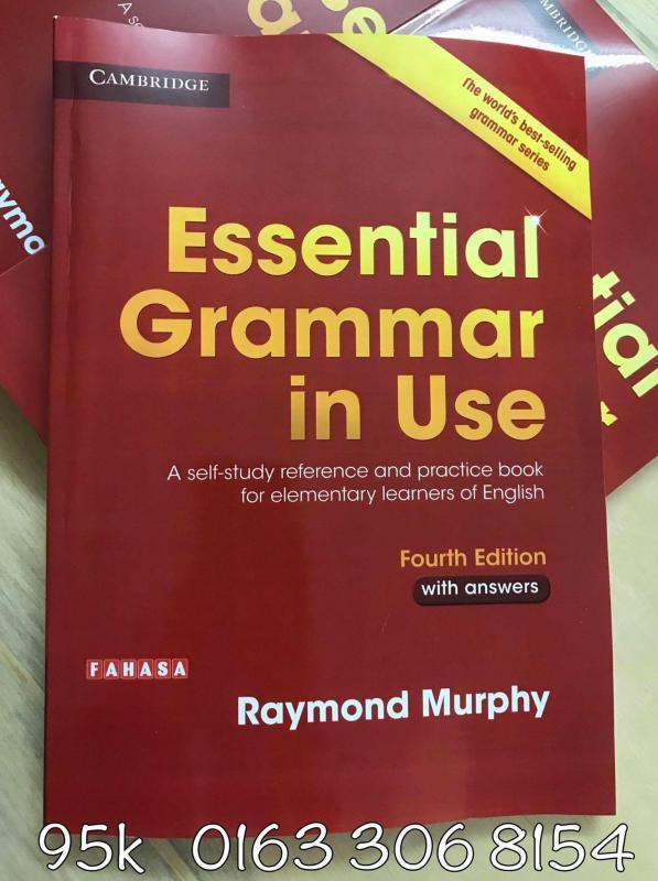 Mua Essential Grammar In Use