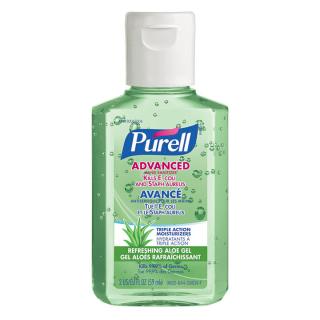 (Combo 5 chai) Gel rửa tay khô,Nước rửa tay khô khử trùng & diệt khuẩn PURELL 59ML -Hàng xách tay Mỹ thumbnail
