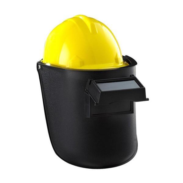 Mặt nạ Hàn đội đầu lò xo (gắn nón) - Model 6PA3- Hàng có sẵn ( Bộ sản phẩm không bao gồm nón)