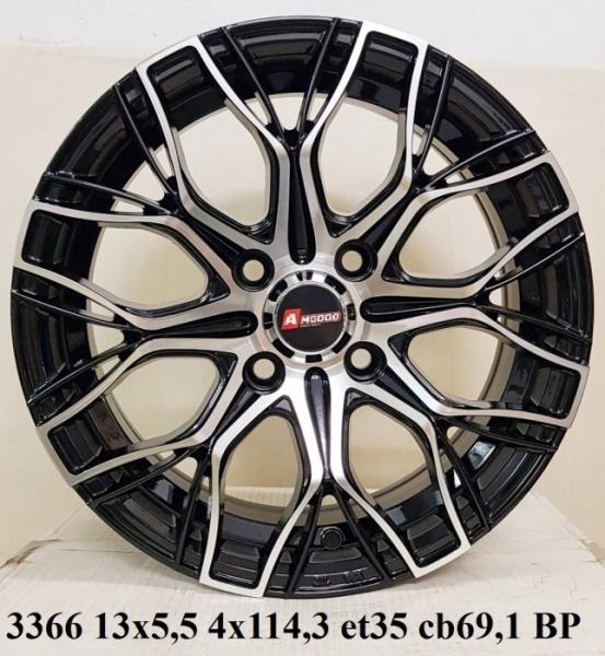 Vành đúc ô tô 13 inch 4x114.3