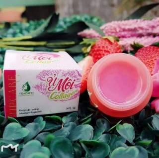 [ Tặng Quà ] Ủ Môi Collagen Khử Thâm Môi, Khử Khô Môi,Hồng Môi, Mềm môi. thumbnail