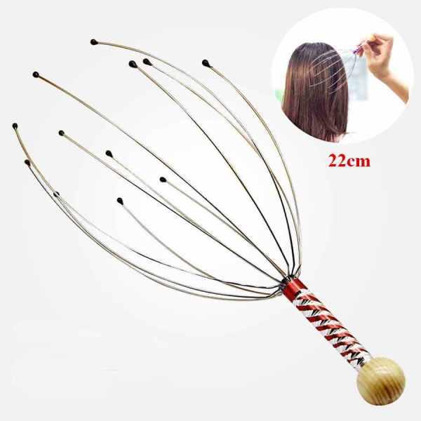 Cây Massage Đầu Bạch Tuộc Thư Giãn Head Massager