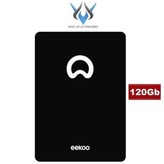 [HCM]Ổ cứng SSD EEKOO V100 120GB SATA III 2.5-inch R520MB s W400Mb s (Đen) - Phụ Kiện 1986 thumbnail
