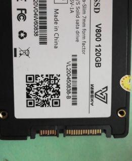 Ổ SSd Vaseky V800 120g 6GB s thumbnail