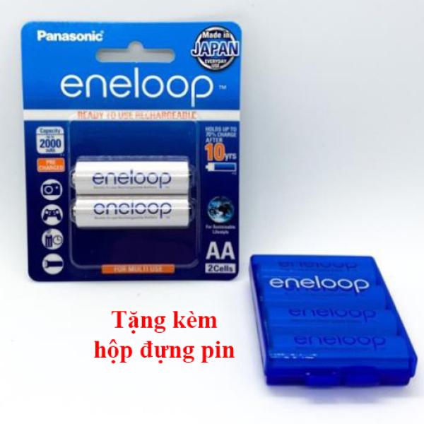 Pin sạc AA Panasonic Eneloop 2000mah chính hãng sản xuất tại Nhật Bản