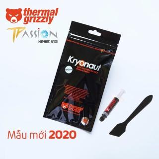 [HCM]Keo tản nhiệt Thermal Grizzly Kryonaut 1 gram (1g) 5.5 grams (5.5g) - Mẫu mới tản nhiệt tốt hàng Đức - 1 gram thumbnail
