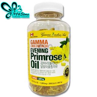 Tinh Dầu Hoa Anh Thảo Evening Primrose Oil Hàn Quốc - Hộp 300V thumbnail