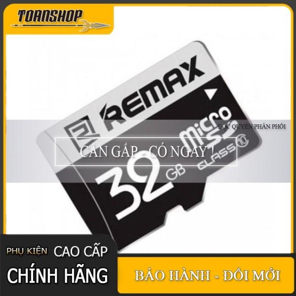 Thẻ Nhớ Micro Sd Remax 32Gb Tốc Độ Class 10 - Hàng