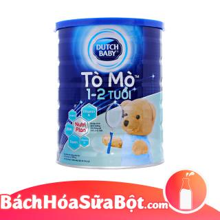Sữa bột Dutch Baby Tò mò 900g (Dành cho trẻ từ 1 - 2 tuổi) thumbnail