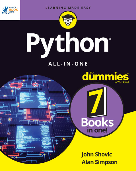 Python All-In-One for Dummies - Hanoi bookstore
