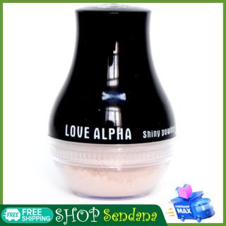 Phấn phủ alpha-phấn trang điểm-SENDANA-Phấn phủ dạng bột có ánh nhũ cực kì đẹp-sản phẩm makeup-phấn tạo sáng lấp lánh-phấn phủ highlight thumbnail