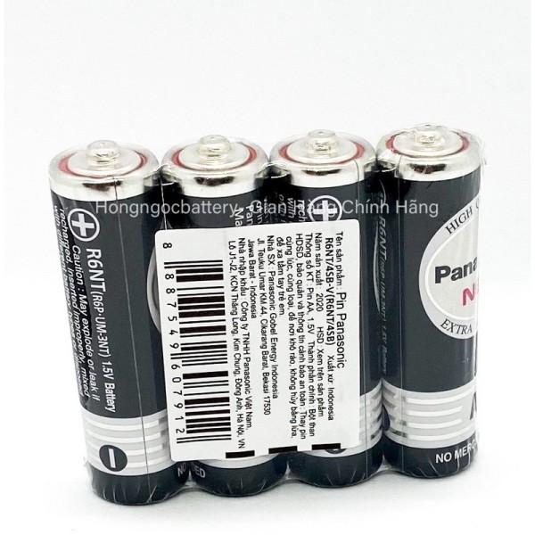 Bảng giá Pin Panasonic AA Dung Lượng Cao R6NT/4SB