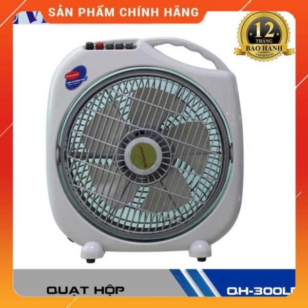 Quạt Hộp Tản Gió Vinawind Qh300 Lp/Tl , Hàng Chính Hãng - Bảo Hành 12 Tháng