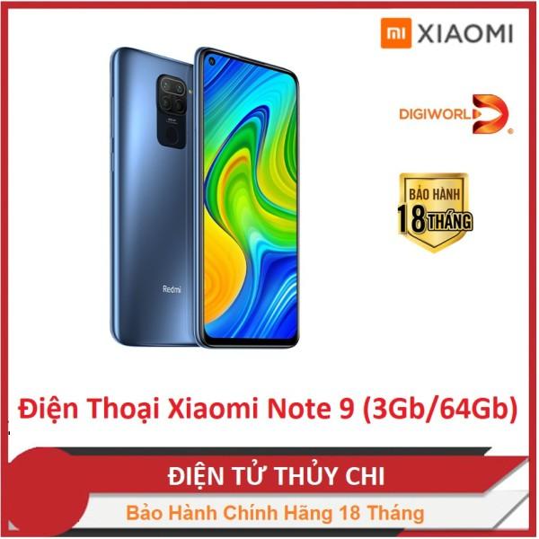 Điện thoại Xiaomi Redmi Note 9 (3Gb/64Gb)