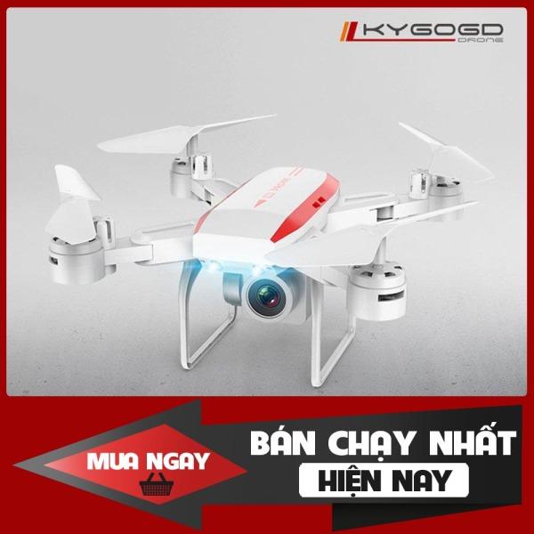 Flycam Drone KY606D Camera tiêu chuẩn, pin lớn 1800MAH bay 20 phút, flycam giá tốt, đủ bộ tay cầm và camera