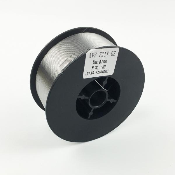 [ Tặng 2 Bép Hàn - Mua 2 Giảm 5% ] Cuộn Dây Hàn Mig Không Dùng Khí AWS E71T-GS.Dây Hàn 1kg cỡ dây 0.8mm - 1.0mm.