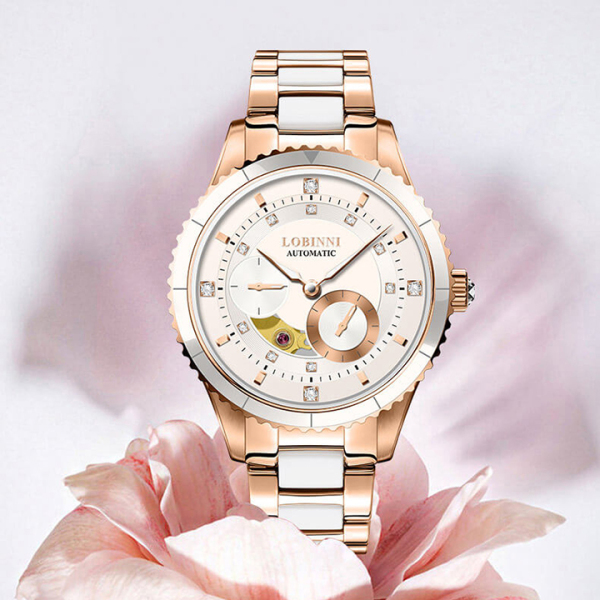 Đồng hồ nữ chính hãng Lobinni No.2018