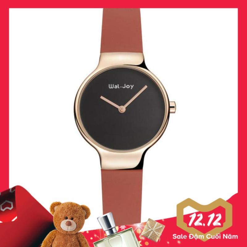 Nơi bán Đồng hồ nữ Wal-Joy 9008 dây silicon siêu mỏng dễ thay chống nước 3ATM IW-WJ9008