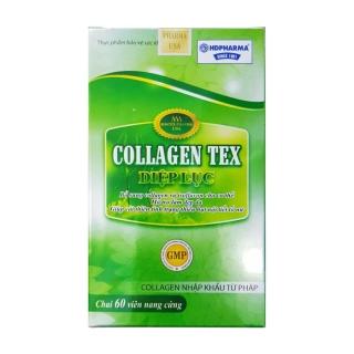 Viên Diệp lục Collagen Tex giúp đẹp da và cân bằng nội tiết nữ an toàn khi sử dụng thumbnail