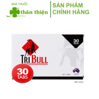 Tri bull CMPS - Hỗ trợ cải thiện yếu sinh lý, giảm xuất tinh sớm (30 viên) thumbnail