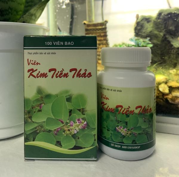 Kim Tiền Thảo Hỗ trợ phòng ngừa và làm giảm kích thước sỏi thận, sỏi mật, sỏi bàng quang, sỏi đường tiết niệu nhập khẩu