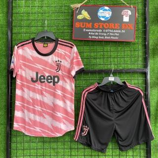 Đồ Đá Banh CLB Juventus Hồng SV Áo Bóng Đá, Đồ Thể Thao Nam Nữ Mẫu Mới thumbnail