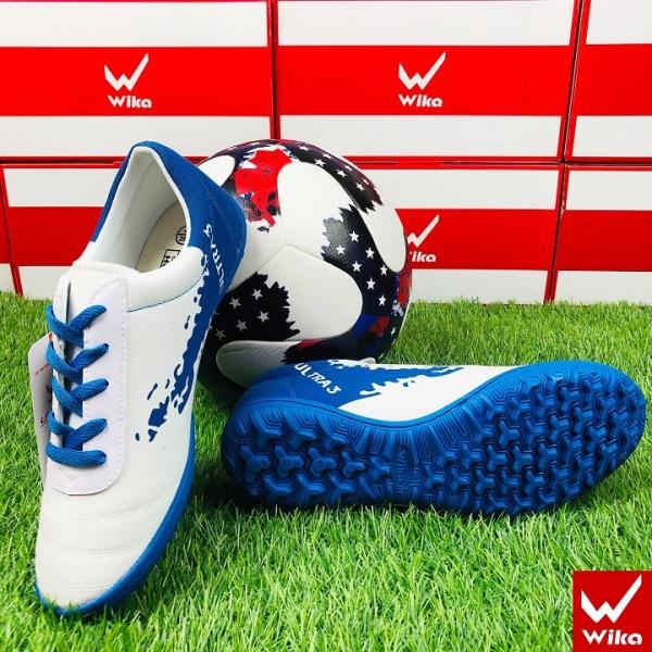 [Lấy mã giảm thêm 30%] giày đá bóng ⚡tặng tất⚡ giày đá banh cao cấp khâu đế 100%