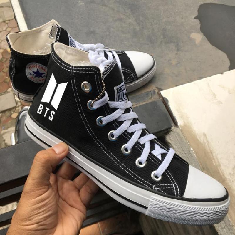 Giày thể thao Sneaker cao cổ nam nữ cực hót