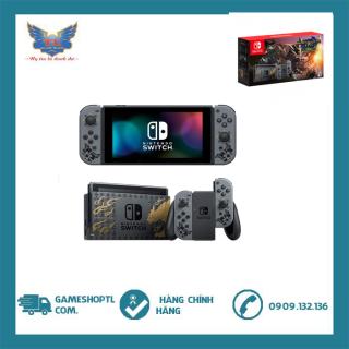 [Trả góp 0%]Máy Chơi Game Nintendo Switch Monster Hunter Rise Special Edition thumbnail
