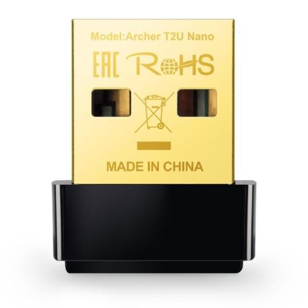 Bảng giá USB Wi-Fi TP-Link  Archer T2U Nano Phong Vũ