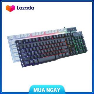 Phím LED chuyên game r8 1822 cam kết hàng đúng mô tả chất lượng đảm bảo an toàn đến sức khỏe người sử dụng đa dạng mẫu mã màu sắc kích cỡ thumbnail